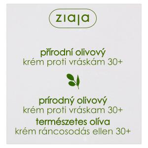 Ziaja Přírodní olivový krém proti vráskám 30+ 50 ml