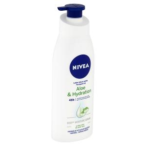 Nivea Aloe & Hydration Lehké tělové mléko 400ml