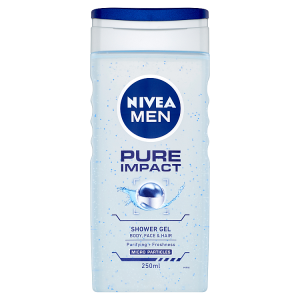 Nivea Men Pure Impact Sprchový gel 250ml