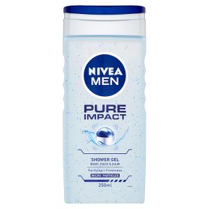 Nivea Men Pure Impact Sprchový gel 250ml