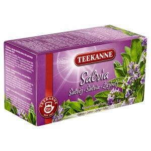 TEEKANNE Šalvěj, bylinný čaj, 20 sáčků, 30g