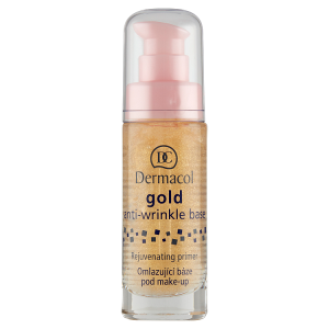 Dermacol Gold omlazující báze pod make-up 20ml