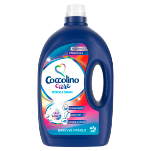 Coccolino Care Color prací gel 60 dávek