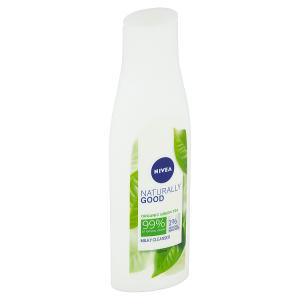 Nivea Naturally Good Čisticí pleťové mléko 200ml