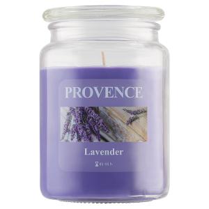 Provence Vonná svíčka levandule 510g