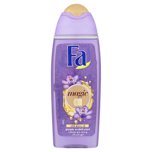 Fa sprchový gel Magic Oil Purple Orchid 250ml