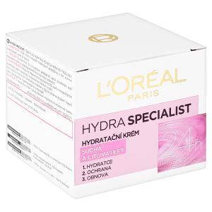 L'Oréal Paris Hydra Specialist hydratační krém suchá a citlivá pleť 50ml