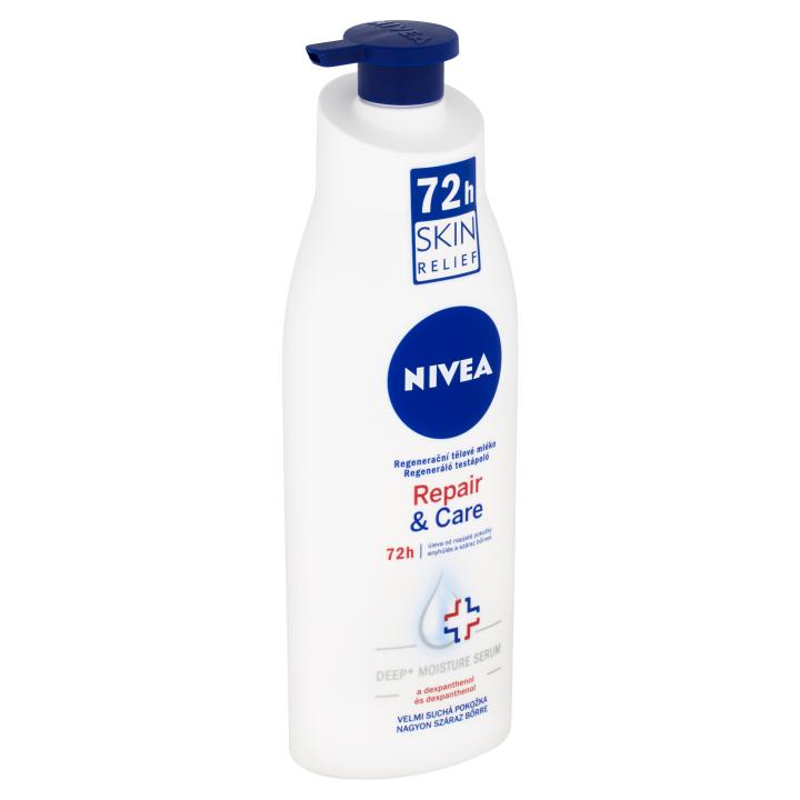 Nivea Repair & Care Regenerační tělové mléko 400ml