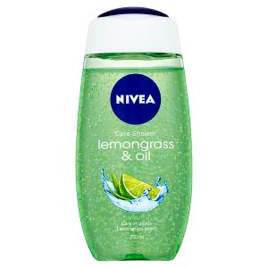 Nivea Lemongrass & Oil Osvěžující sprchový gel 250ml
