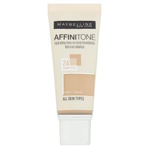 Maybelline New York Affinitone 24 Golden Beige hydratační make-up 30ml