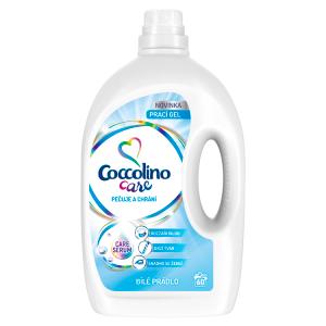Coccolino Care White prací gel 60 dávek