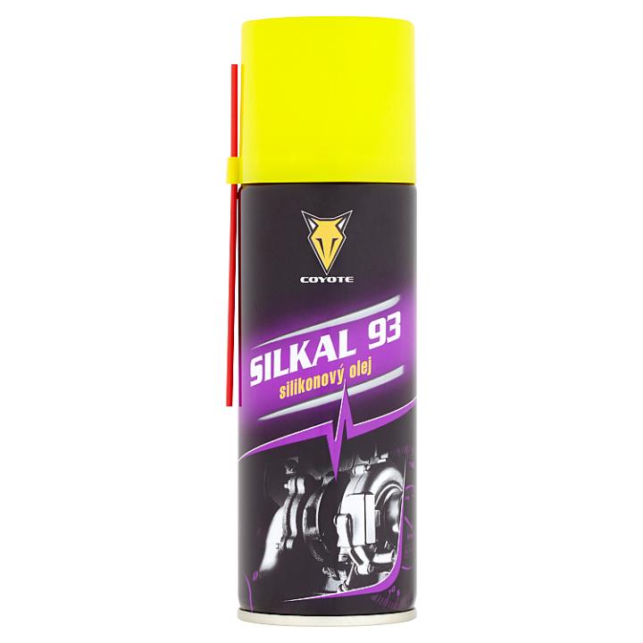 Coyote Silkal 93 silikonový olej 200ml