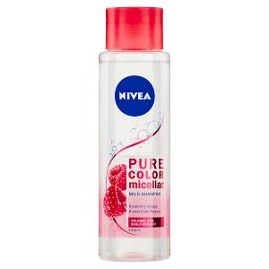 Nivea Pure Color Jemný micelární šampon 400ml