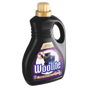 Woolite Darks, Denim, Black tekutý prací přípravek 30 praní 1,8l
