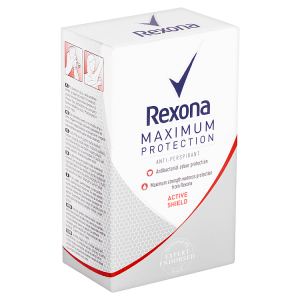 Rexona Maximum Protection Active Shield antiperspirační krém 45ml
