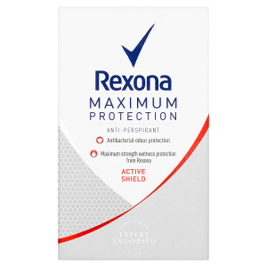 Rexona Maximum Protection Active Shield antiperspirační krém 45ml