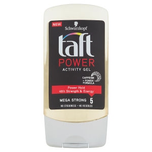 Taft gel Power Activity Mega Strong 5 150ml