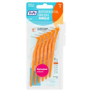 TePe Angle 1 mezizubní kartáček 6 ks