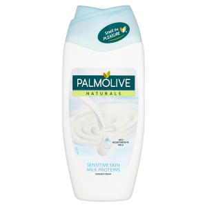 Palmolive Naturals Sensitive Skin Milk Proteins sprchový krém 250ml