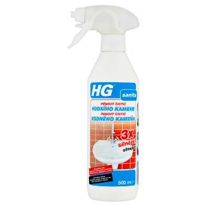 HG Pěnový čistič vodního kamene 500ml