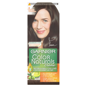 Garnier Color Naturals Crème Středně hnědá 4