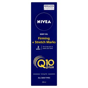 Nivea Q10 Plus Zpevňující tělový olej 200ml