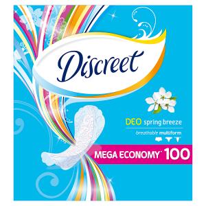 Discreet Multiform Spring Breeze Prodyšné Intimky 100 ks