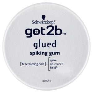 got2b stylingová guma Glued Spiking 75ml