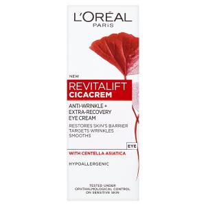 L'Oréal Paris Revitalift Cicacrem oční krém 15ml