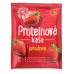 Semix proteinová kaše jahodová 65 g