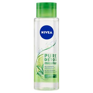 Nivea Pure Detox Hydratační micelární šampon 400ml