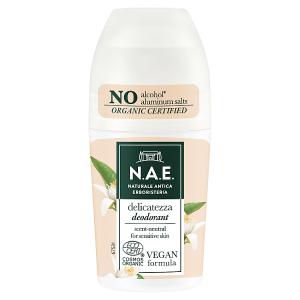 N.A.E. deodorant s neutrální vůní Delicatezza 50ml