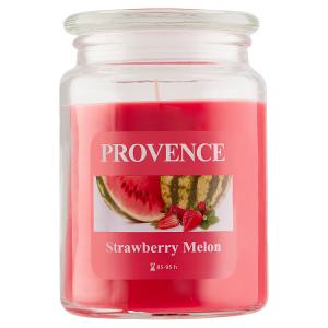 Provence Vonná svíčka jahoda + meloun 510g