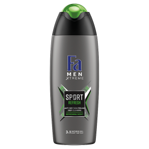 Fa Men Xtreme sprchový gel Sport Refresh 400ml