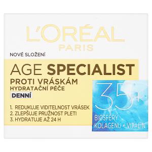 L'Oréal Paris Age Specialist 35+ hydratační péče proti vráskám denní 50ml