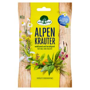 Willi Dungl Alpenkräuter bonbony 75g