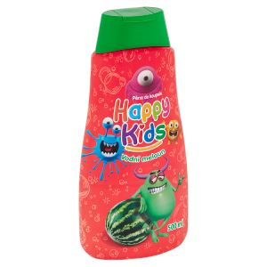 Happy Kids Pěna do koupele Vodní meloun 500ml