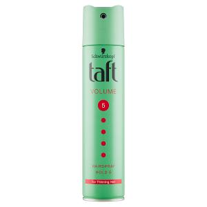 Taft lak na vlasy pro slábnoucí vlasy Volume 250ml