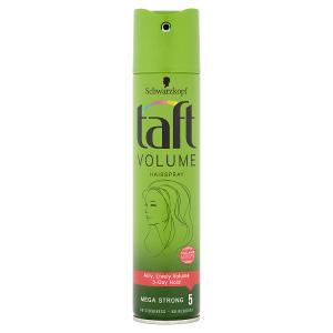 Taft Volume lak na vlasy Mega Strong 5 250ml
