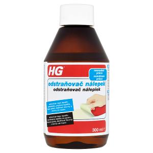 HG Odstraňovač nálepek 300ml