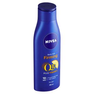 Nivea Q10 Plus Vitamin C Výživné zpevňující tělové mléko 250ml