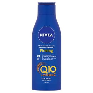 Nivea Q10 + Vitamin C Výživné zpevňující tělové mléko 250ml