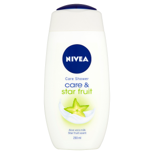 Nivea Care & Star Fruit Pečující sprchový gel 250ml