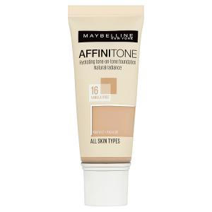 Maybelline New York Affinitone 16 Vanilla Rose hydratační make-up 30ml