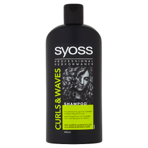 Syoss šampon Curls & Waves 500ml