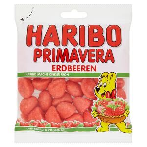 Haribo Primavera pěnové cukrovinky 100g