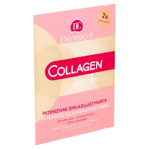 Dermacol Collagen+ Intenzivní omlazující maska 2 x 8g