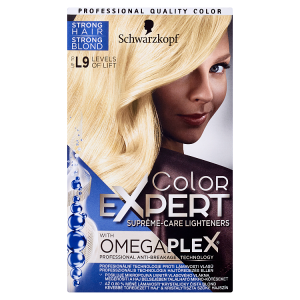 Schwarzkopf Color Expert Barva na vlasy L9