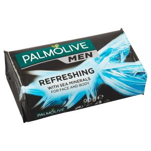 Palmolive Men Refreshing tuhé mýdlo 90g