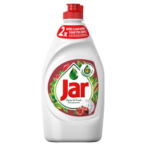 Jar Clean & Fresh Pomegranate Na Nádobí, Složení Pro Zářivě Čisté Nádobí 450ml